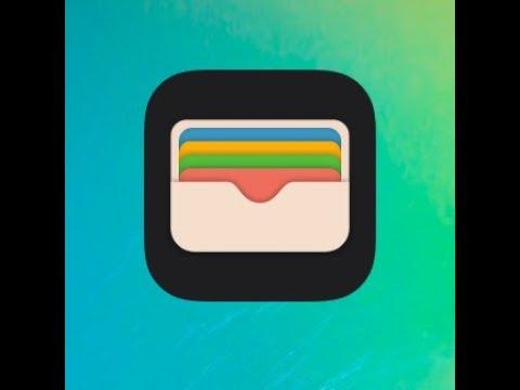 تطبيق المحفظة للايفون Wallet و خدمة ابل باي Apple Pay Youtube
