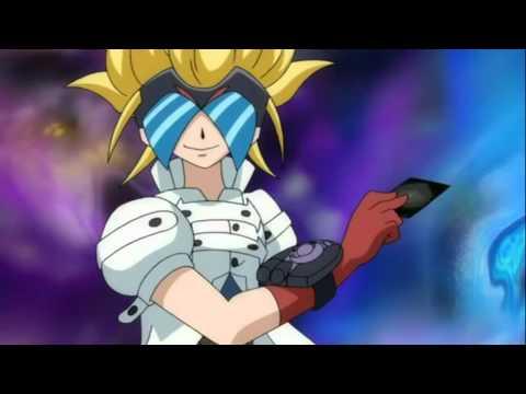 Bakugan: Battle Brawlers - Masquerade vs. Tatsuya