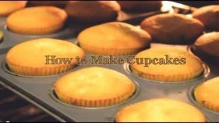 Foolproof Cupcake Recipe