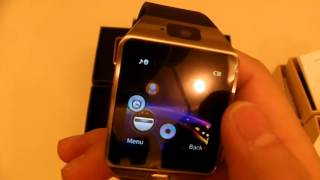 Product Review: DZ09 Bluetooth Smart Watch Phone