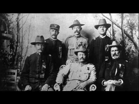 Rough Riders - Chapter 1