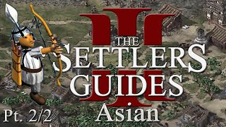 The Settlers 3 Asian Build Guide