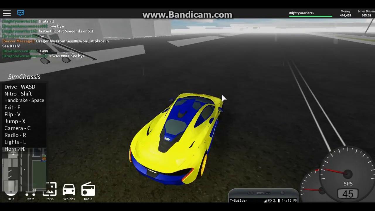 Plane Autoshops!] Vehicle Simulator [Alpha] Best Setup For Mclaren ...