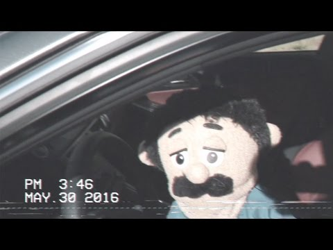 Police Chase After Diego (Part One) | Awkward Puppets
