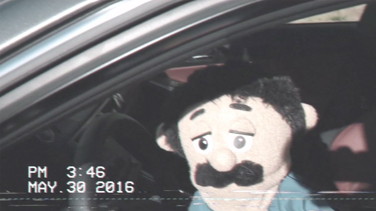 Police Chase After Diego (Part One)   Awkward Puppets