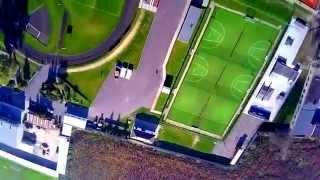 Środa Wlkp Stadion miejski z lotu ptaka