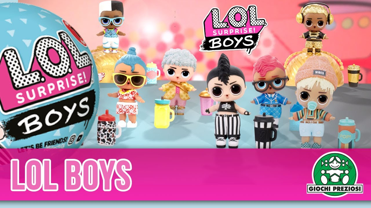 Giochi Preziosi | L.O.L. Surprise! Boys