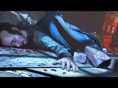 Clementine Kills Abel - FanMade - The Walking Dead The Final Season