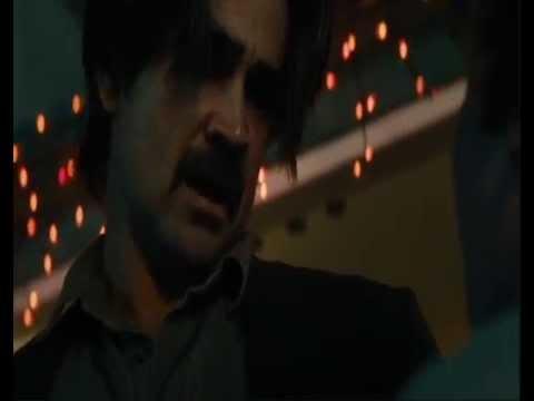 True Detective season 2: Colin Farrell beats