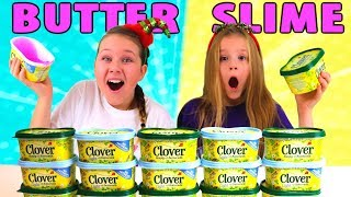 Don't Choose the Wrong Butter Slime Challenge!!