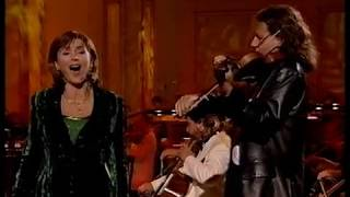 Lesley Garrett  and Andre Rieu - Gipsy Fiddles Playing .
