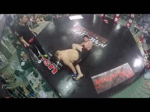 UB23 AMATEUR MMA louis quan VS johnny lim