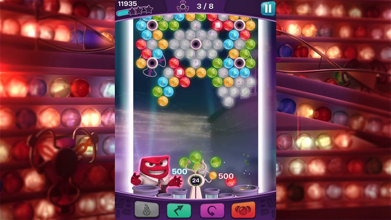 INSIDE OUT | Thought Bubbles App Trailer | Official Disney Pixar
