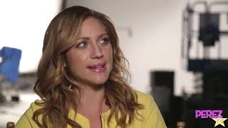 EXCLUSIVE! Brittany Snow Spills On How She Unwinds In Her Spare Time & Partnership With Lipton!