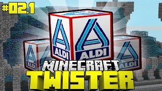 ALDI Lucky BLOCKS?! - Minecraft Twister #02.1 [Deutsch/HD]
