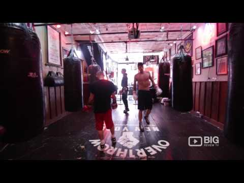Overthrow Boxing Club Boxing Gym NYC for Boxing Training and Boxing Workout