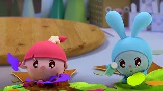 Малышарики - Дерево - серия 42 - обучающие мультфильмы для малышей 0-4