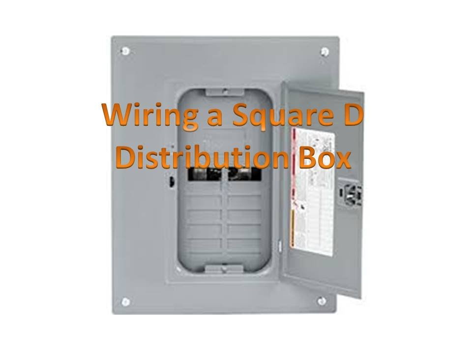 Solar Pv Wiring Diagram How To Make A Pareto Distribution Box For Off Grid Also Known As Breaker