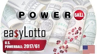 POWERBALL numbers 2 Aug 2017