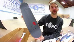 HOW TO PICK YOUR FIRST SKATEBOARD THE EASIEST WAY TUTORIAL