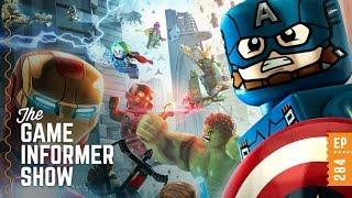 GI Show – The Witness, Lego Avengers, Darkest Dungeon Interview