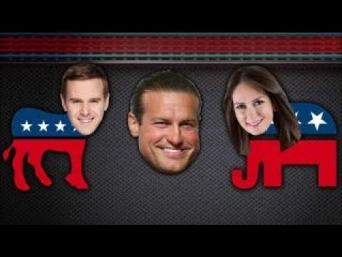 Party swap: Jessica Tarlov, Guy Benson switch sides on political issues