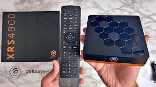 BuzzTV XRS 4900 Full Android TV Box - S922X - 4+128GB - New BEAST!