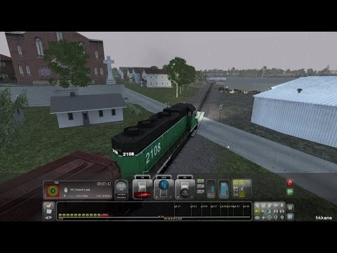 TS 2015 Racetrack Aurora - Chicago Route West Chicago Local Gameplay