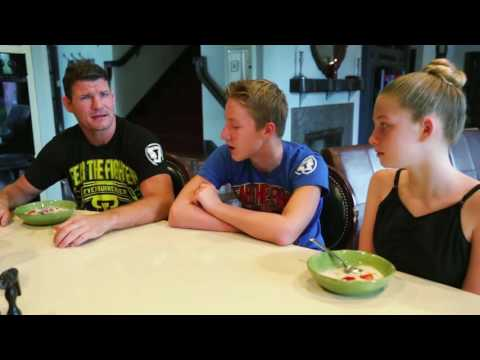 UFC 199: Michael Bisping - MMA Dad