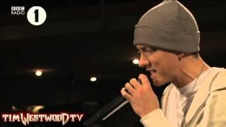 Eminem- Microphone (Tim Westwood - *EXCLUSIVE*  freestyle Radio 1 BBC)
