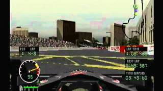 Andretti Racing - [PSX] - Toronto Circuit (8 LAPS) - Newman/Haas Racing (Ford XB)