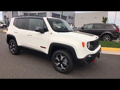 2019 Jeep Renegade Springfield, Woodbridge, Fairfax, Alexandria, Arlington, VA KPJ89739