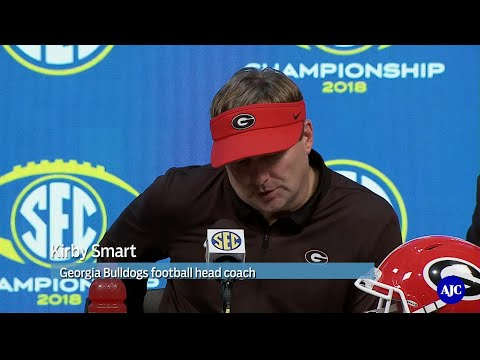 WATCH: Kirby Smart says UGA just didn't finish the game
