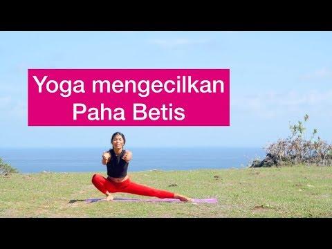 5 Gerakan Yoga untuk Mengecilkan Paha Paling Cepat