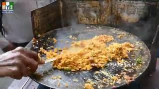 Flavors of Mumbai | Egg Bhurji Recipe | Mumbai Style Egg Bhurji Recipe street food