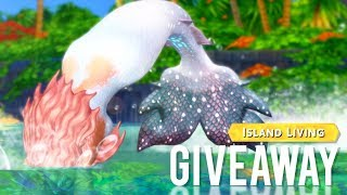 THE SIMS 4 ISLAND LIVING GIVEAWAY 🌺🌴