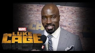 Mike Colter and Mahershala Ali – Marvel's Luke Cage Premiere