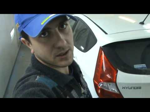 Слабые места по кузову Хёндай Солярис. Hyundai Solyaris.