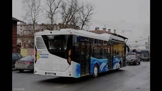 🎆Чудо российского производства.🚌 Электробус стартует и ....идёт на ремонт