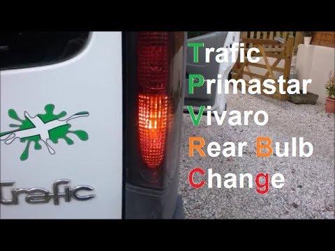 Trafic vivaro primastar rear light cluster removal youtube trafic vivaro primastar rear light cluster removal asfbconference2016 Images