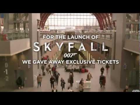 Achetez un coca, et transformez vous en James Bond pour 70 secondes ! PUB