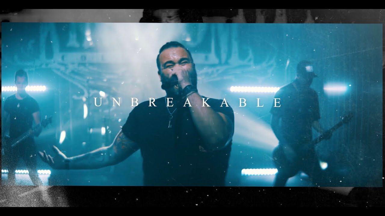 Kingdom Collapse - Unbreakable (Official Video)