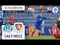 Ruch Chorzów - Piast Gliwice [1. połowa] sezon 2015/16 kolejka 02