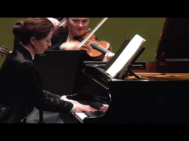 Clara Schumann Piano Concerto Op.7 played by Guoda Gedvilaitė