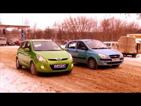 Тест драйв Hyundai i20 Гетцу пора на покой