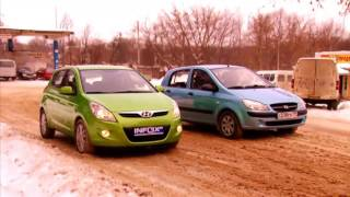 Тест-драйв Hyundai i20: «Гетцу» пора на покой