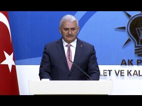 Başbakan Yıldırım, AK Parti MYK üyelerini açıkladı