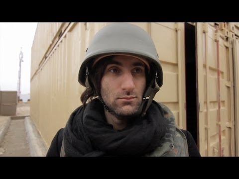Davide Martello | Klavierkunst in Afghanistan - Documentary Trailer.