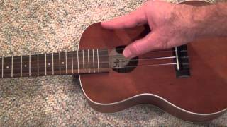 Tuning Your Ukulele by Ear