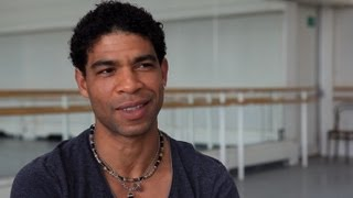 Carlos Acosta on Don Quixote (The Royal Ballet)